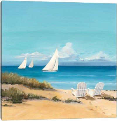 Setting Sail  Canvas Print #WAC135