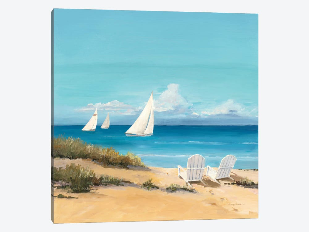 Setting Sail by Avery Tillmon 1-piece Art Print