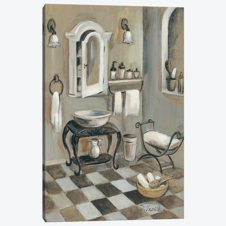 French Bath IV Canvas Print #WAC1370} by Silvia Vassileva Canvas Print