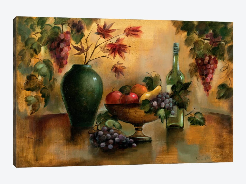 Autumn Hues by Silvia Vassileva 1-piece Canvas Artwork