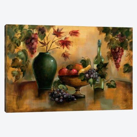 Autumn Hues Canvas Print #WAC1375} by Silvia Vassileva Canvas Artwork