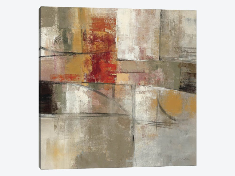 Trajectory  by Silvia Vassileva 1-piece Canvas Art