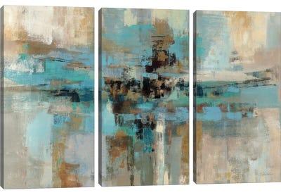 Morning Fjord  Canvas Art Print