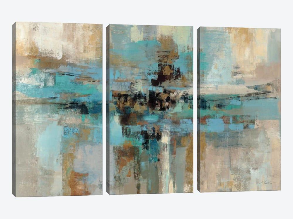 Morning Fjord  by Silvia Vassileva 3-piece Art Print