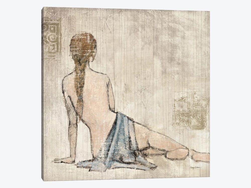 Figure Study II by Avery Tillmon 1-piece Canvas Wall Art