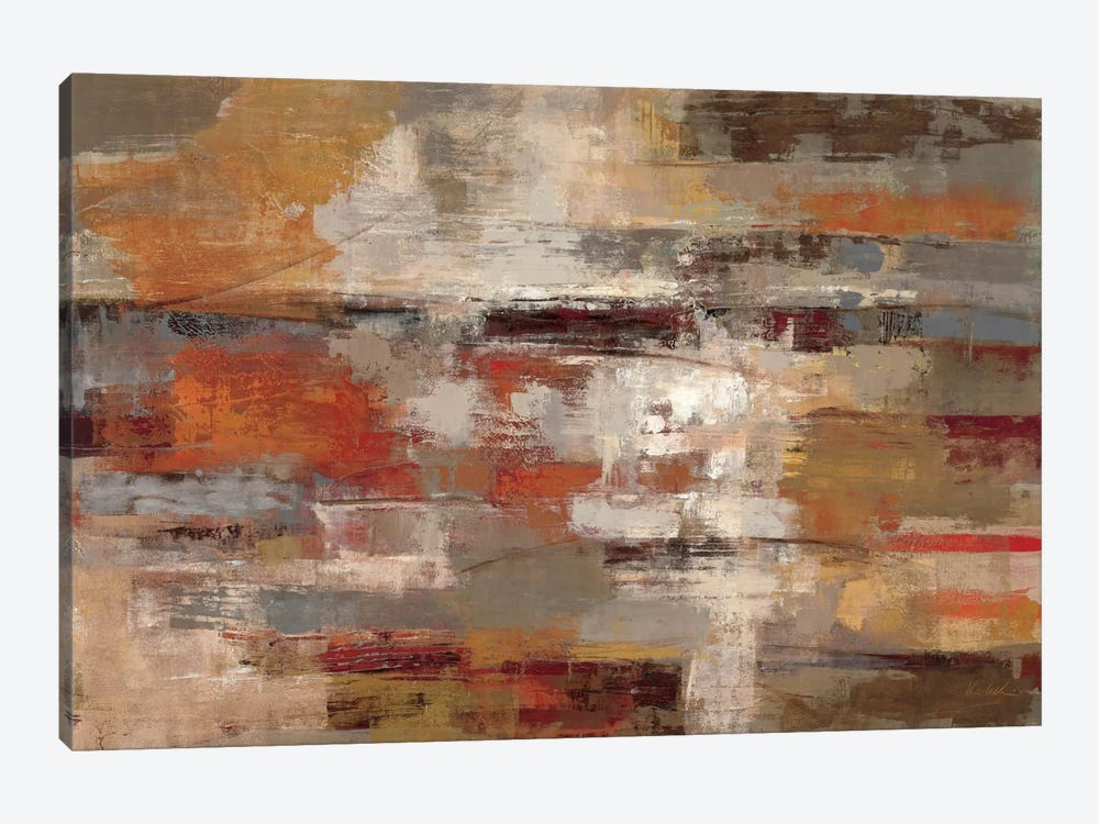 Painted Desert  by Silvia Vassileva 1-piece Canvas Artwork