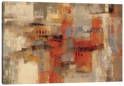 City Wall  Canvas Print #WAC1416