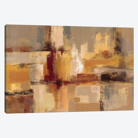 Sandcastles  Canvas Print #WAC1419} by Silvia Vassileva Canvas Art