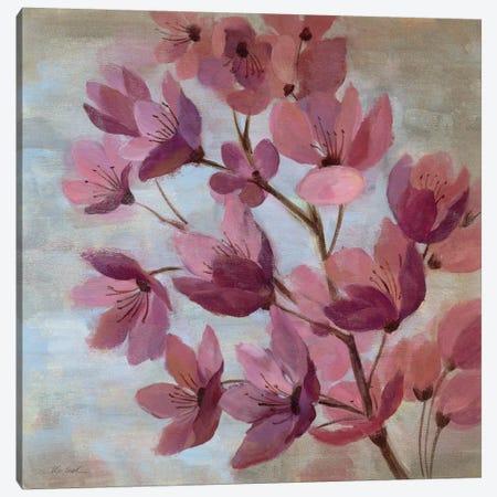 April Blooms I  Canvas Print #WAC1423} by Silvia Vassileva Canvas Art Print
