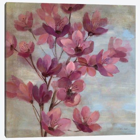 April Blooms II  Canvas Print #WAC1424} by Silvia Vassileva Canvas Art