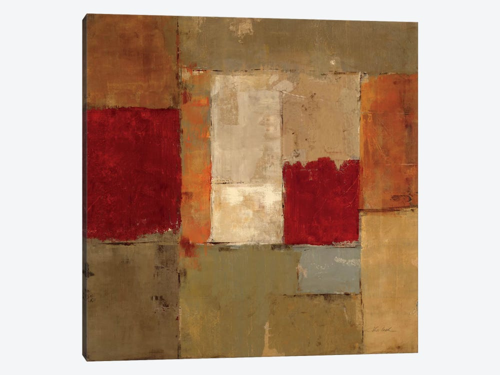 African Moment I  by Silvia Vassileva 1-piece Canvas Artwork