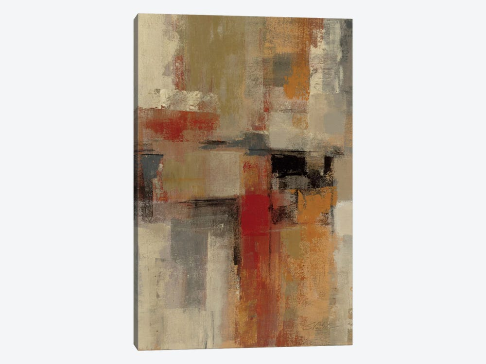 Intersection Crop I  1-piece Canvas Art