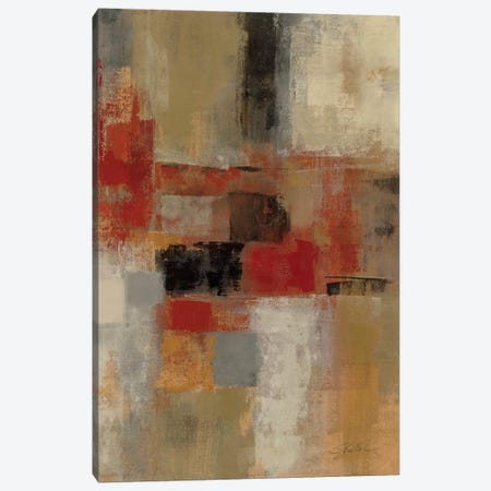 Intersection Crop II  Canvas Print #WAC1431} by Silvia Vassileva Canvas Wall Art