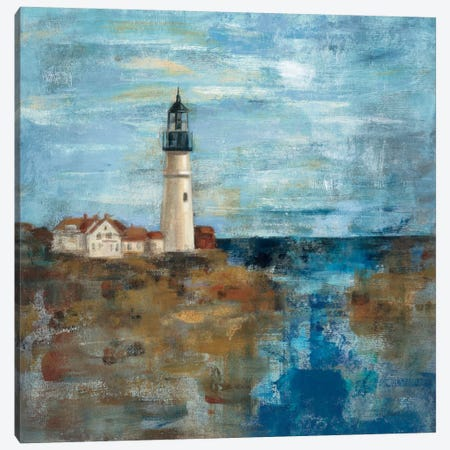 Lighthouse Dream  Canvas Print #WAC1434} by Silvia Vassileva Art Print