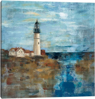 Lighthouse Dream Canvas Art Print