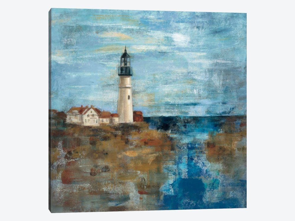 Lighthouse Dream  by Silvia Vassileva 1-piece Canvas Wall Art