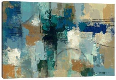 Jasper Lagoon  Canvas Print #WAC1437