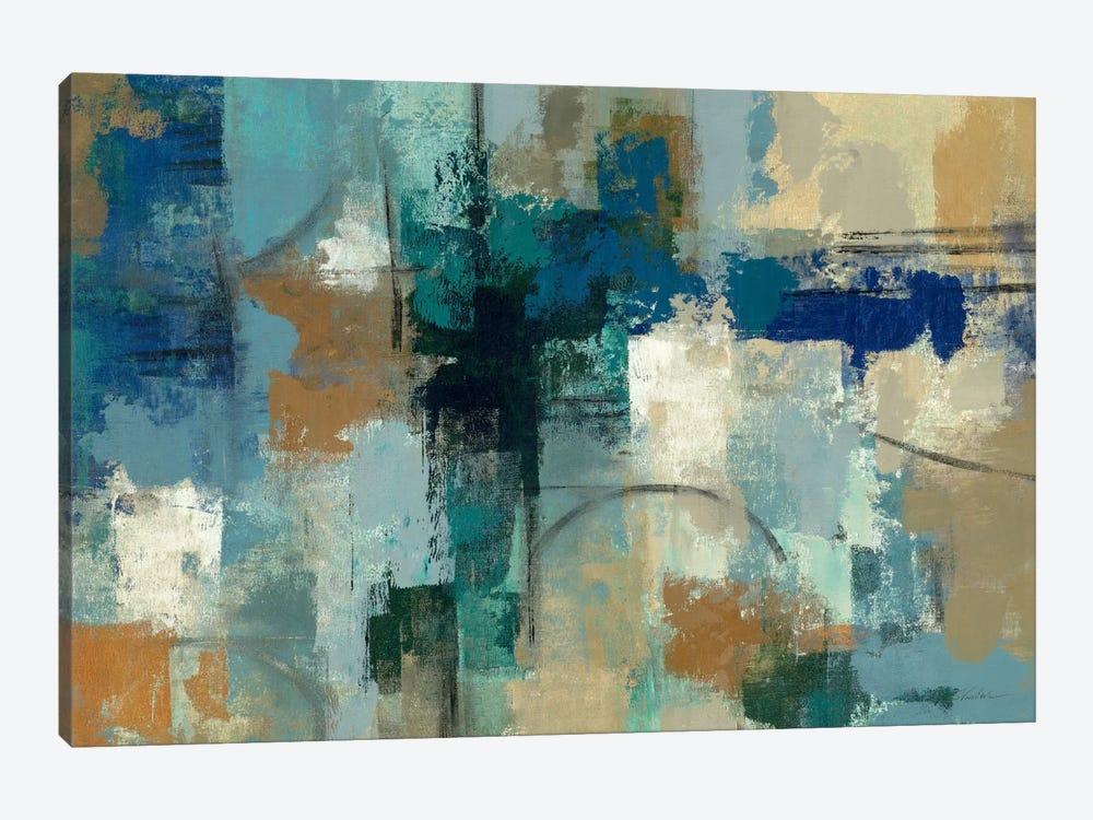 Jasper Lagoon  by Silvia Vassileva 1-piece Art Print