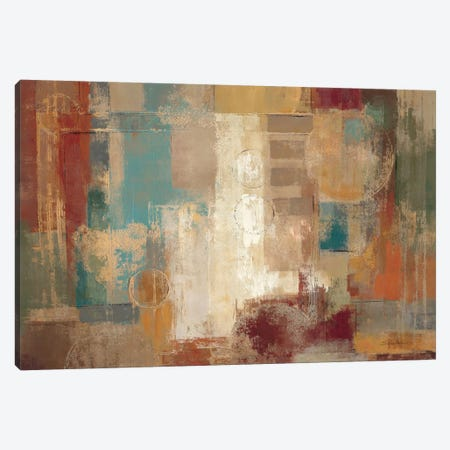 Oriental Trip Crop  Canvas Print #WAC1440} by Silvia Vassileva Canvas Art Print