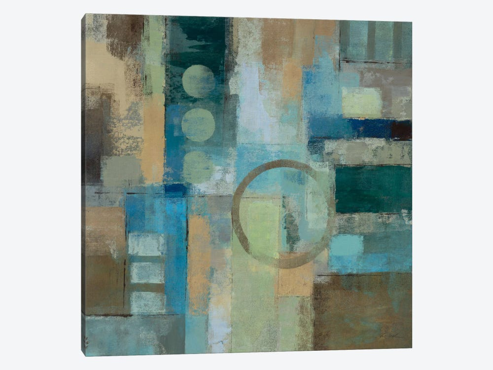 Focal Point  by Silvia Vassileva 1-piece Canvas Wall Art