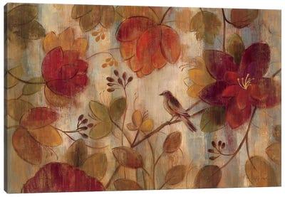 Exotic Garden  Canvas Print #WAC1451