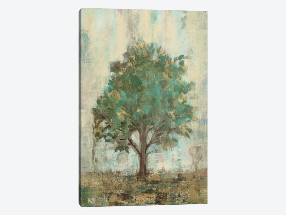 Verdi Trees I 1-piece Canvas Art
