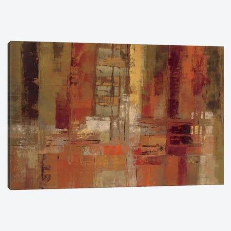Sunset Street  Canvas Print #WAC1459} by Silvia Vassileva Canvas Wall Art