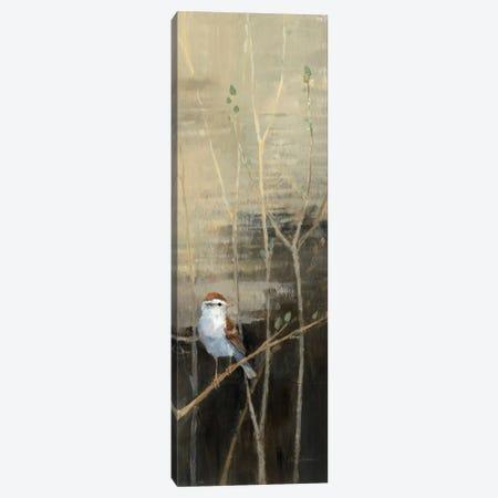 Sparrows at Dusk I  Canvas Print #WAC145} by Avery Tillmon Canvas Wall Art