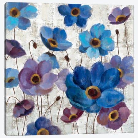 Bold Anemones I Canvas Print #WAC1463} by Silvia Vassileva Art Print