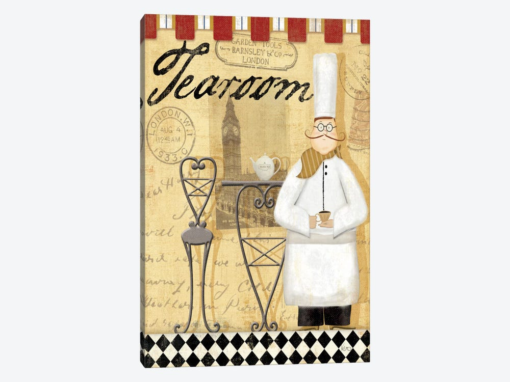 Chef's Break IV  by Veronique 1-piece Canvas Wall Art
