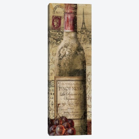 European Wines II  Canvas Print #WAC1494} by Veronique Canvas Print