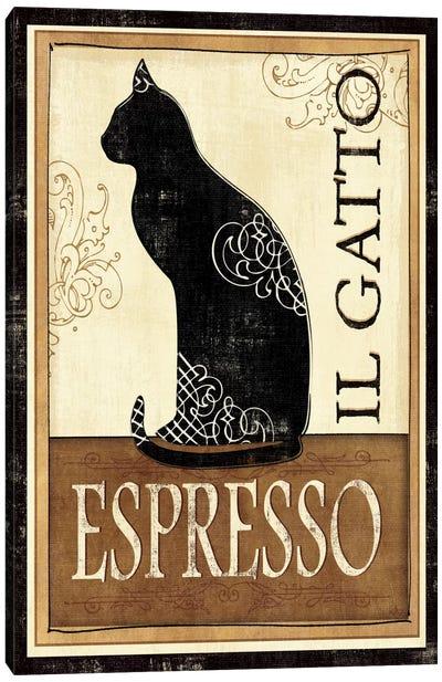 Il Gatto Canvas Art Print