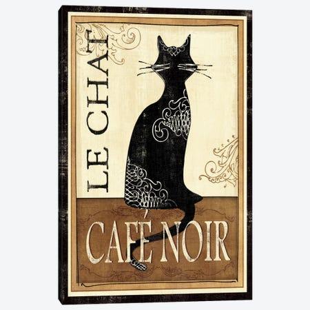 Le Chat Canvas Print #WAC1498} by Veronique Canvas Artwork