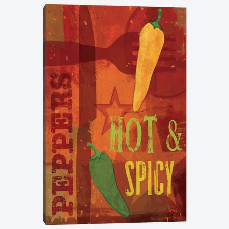 Pimento II Canvas Print #WAC1500} by Veronique Canvas Wall Art