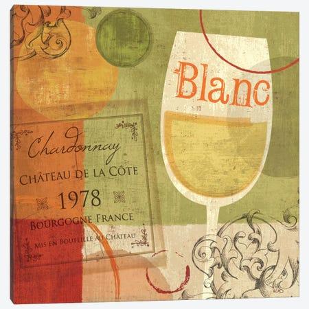 Cheers! Blanc Canvas Print #WAC1502} by Veronique Canvas Wall Art