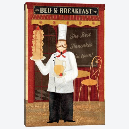 Chef's Specialties I Canvas Print #WAC1509} by Veronique Canvas Artwork