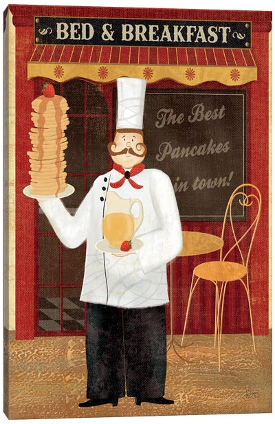 Chef's Specialties I Canvas Art Print