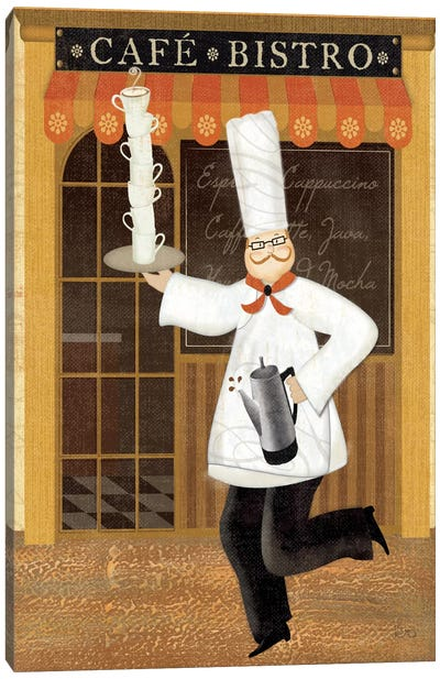 Chef's Specialties III Canvas Art Print