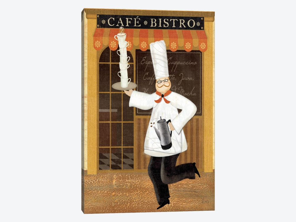 Chef's Specialties III by Veronique 1-piece Canvas Art