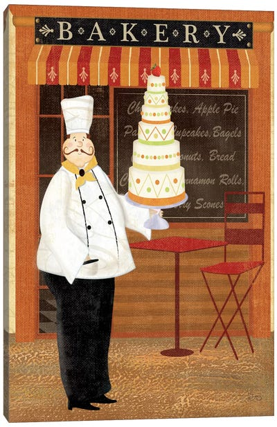 Chef's Specialties IV Canvas Art Print