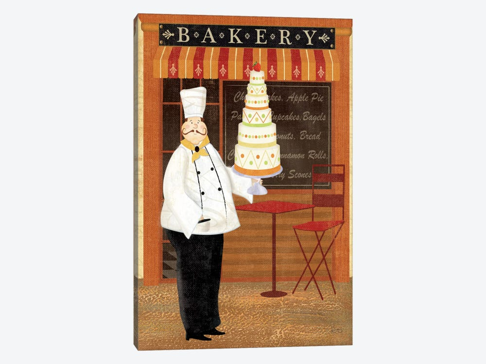 Chef's Specialties IV by Veronique 1-piece Canvas Print