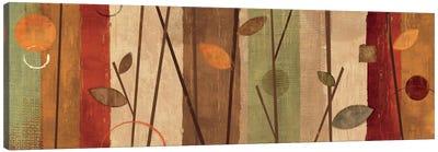 Modern Forest Natural Canvas Art Print