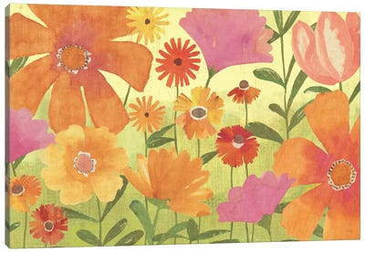 Spring Fling  Canvas Print #WAC1521