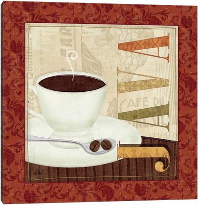 Coffee Cup I Canvas Print #WAC1522