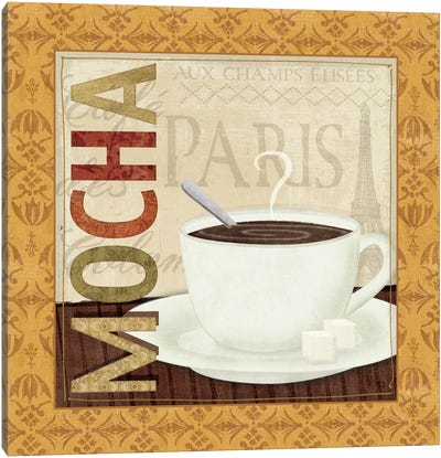 Coffee Cup II Canvas Art Print