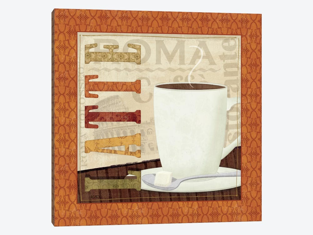 Coffee Cup IV by Veronique 1-piece Canvas Art Print