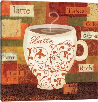 World Flavor III  Canvas Art Print