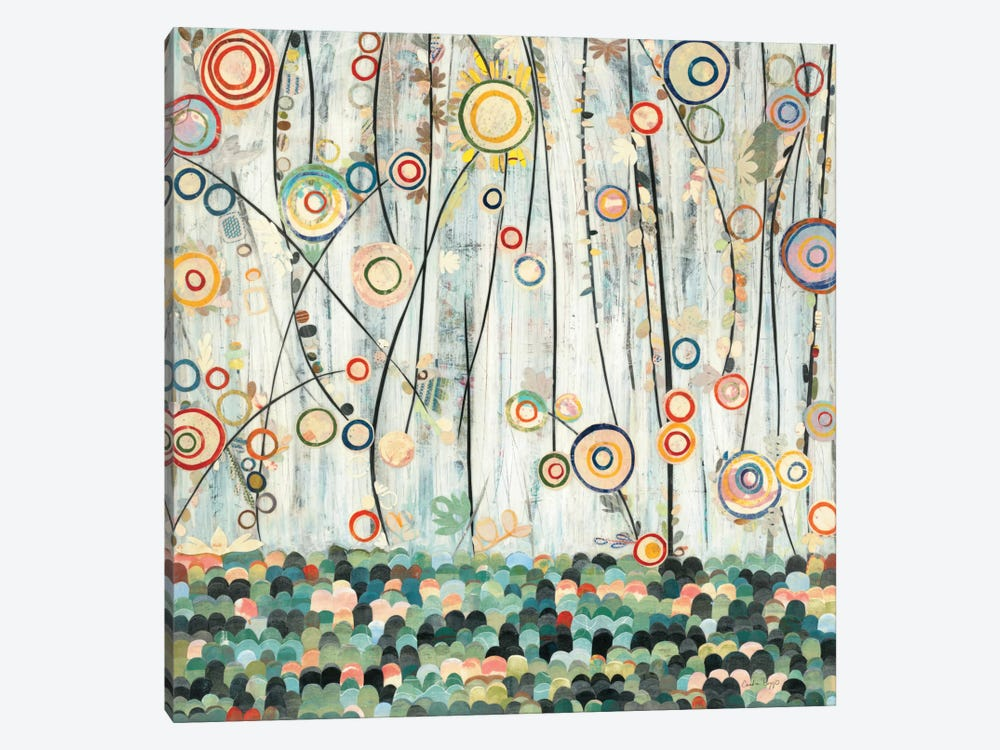 Blooming Meadow by Candra Boggs 1-piece Canvas Art