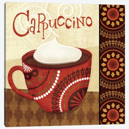 Cup of Joe II  Canvas Print #WAC1564} by Veronique Canvas Print