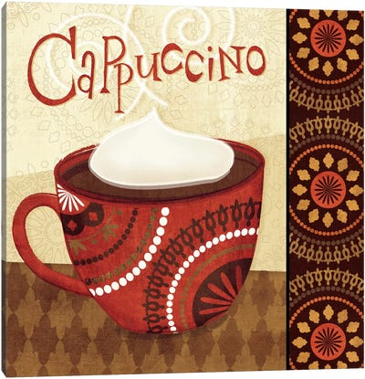 Cup of Joe II Canvas Art Print